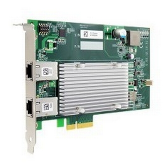 2-port 10GbE Network Adapter with IEEE 802.3at PoE+ Machine Vision Frame Grabber Card PCIe-PoE550X Image