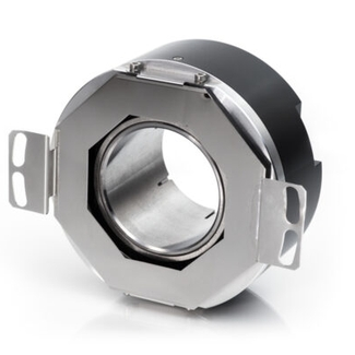 A102H: Ø102mm incremental hollow shaft encoder Image