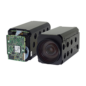HDMI AF-Zoom Block Camera with Tamron MP2030M-GS Global Shutter Image