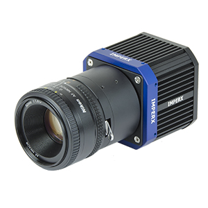 29 Megapixel CCD T6641 Tiger Camera Image