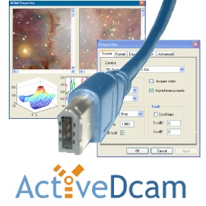 ActiveDcam SDK Image