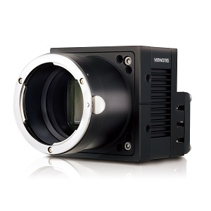 VA up to 47M pixels resolution, high-speed programmable digital cameras Image