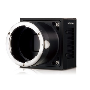 VH High-speed programmable digital cameras up to 16M pixels resolution Image