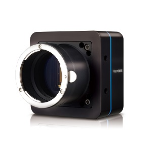 VC High-speed CMOS digital cameras up to 71M pixels resolution Image