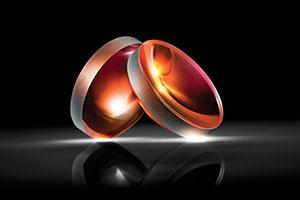 λ/40 Aspheric Lenses Image