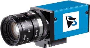 GigE Vision Monochrome WVGA Camera  Image