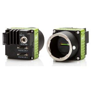 Sweep Series 4K high-speed monochrome line scan camera Image
