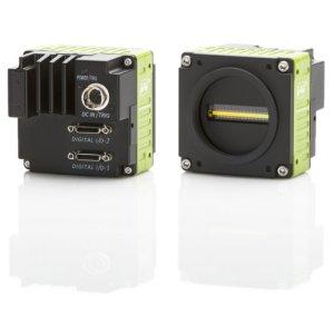Sweep Series 8K high-speed monochrome line scan camera Image