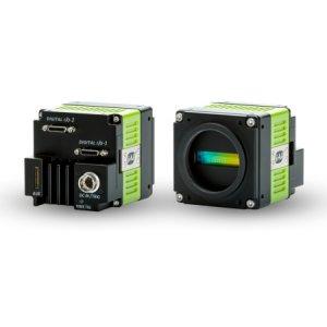 Sweep Series 4K trilinear color line scan camera Image