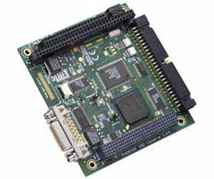 Phoenix Base Camera Link frame grabber 5V or 3.3V PCI/104-Plus bus Image