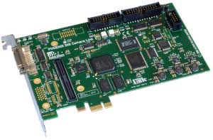 Phoenix Base Camera Link frame grabber for PCI Express bus Image