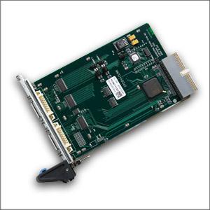 Camera Link frame grabber for cPCI (3U or 6U) Image