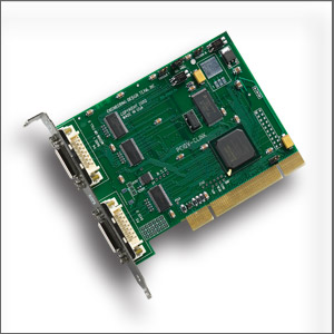 Camera Link frame grabber for PCI or PCI-X Image