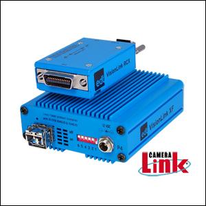 Extend Camera Link via fiber Image