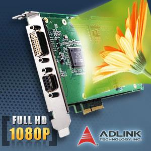 ADLINK Full HD 1080P Frame Grabber Image
