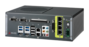 ADLINK EOS-1300 4CH GigE Vision Compact Vision System with 6th Generation Intel® Core™ i7/i5/i3 Processors Image