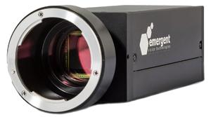 Emergent 20 MEGAPIXEL 10GIGE 32 FPS DIGITAL VISION CAMERA (20 MP) Image