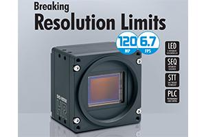 SVS-VISTEK 120 Megapixel Super Resolution 6.7 FPS 10-BIT CMOS CAMERALINK HR CAMERA (120 MP) Image