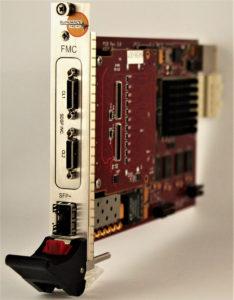 FG-600CL, a PXIe, open FPGA, Based CameraLink Frame Grabber Image
