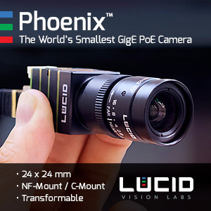 Phoenix Transformable Industrial GigE Camera Module Image
