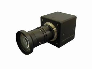 2 Wavelengths Polarized Line scan camera Image