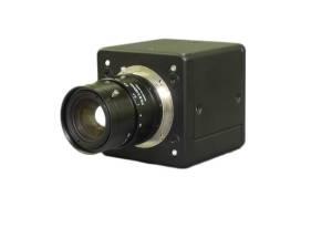 2 Wavelengths Wide-Bandwidth Prism Line scan camera Image