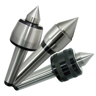 CNC Machining Center Tooling | Live Centers Image