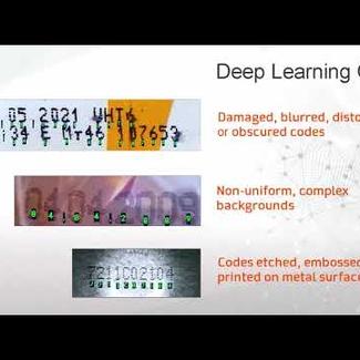 Deep Learning OCR Image