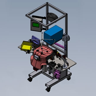 Furniture Assembly Fixture and Work Station Image