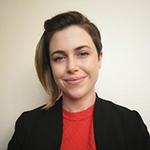 Image of Moderator: Liz Stortstrom