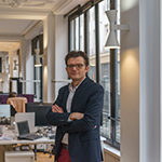 Image of Luca Verre, Co-Founder and CEO, Prophesee