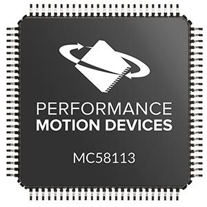 Magellan® MC58113 Motion Control IC Image