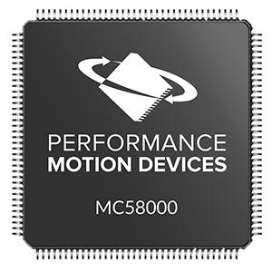 Magellan MC58000 Motion Control IC Image