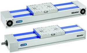 Delta Series Linear Actuators Image