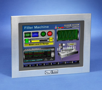 Image of Stainless-Steel Bezel Option for Workstations