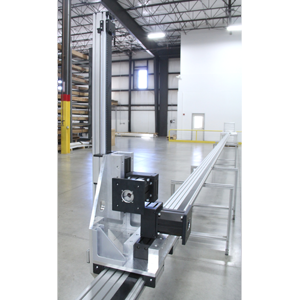Image of Linear Actuator, Belt Driven