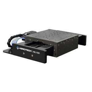 Air-Bearing Direct-Drive Linear Stage Image