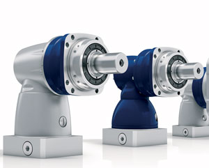 alpha Premium Servo Gearboxes: Right Angle Image