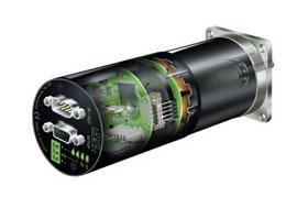 Image of MAC Integrated Servo Motor