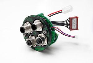 Profibus-DP Expansion Module for MAC-motors Image