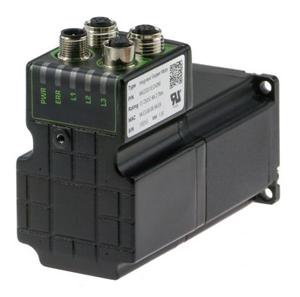 ServoStep Integrated Stepper Motor Image