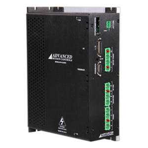 ADVANCED Motion Controls® Introduces the Most Configurable Analog Servo Drives to Date  Image