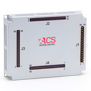 UDMpc - PCB Mounted EtherCAT Modules w/Single/Dual Axis Universal Drives Image