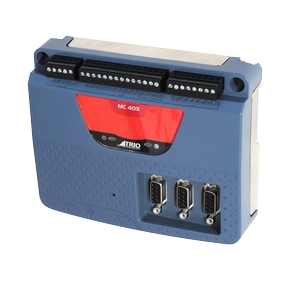 Image of 3-Axis Compact Motion and Machine Controller