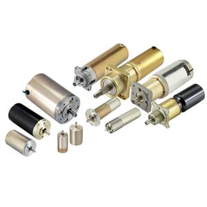 Mil-Aero Brushless & DC Planetary Gear Motors Image