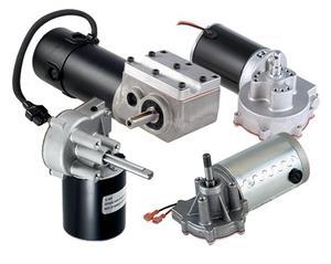Right Angle DC Gear Motors  Image