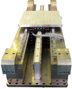 Image of High Force Iron Core Brushless Linear Motor