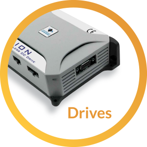 ION® 500 and 3000 Digital Drives  Image