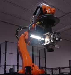 Machine Vision Systems for Robotic Applications Image