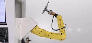 LR Mate Series of Mini Robots Image